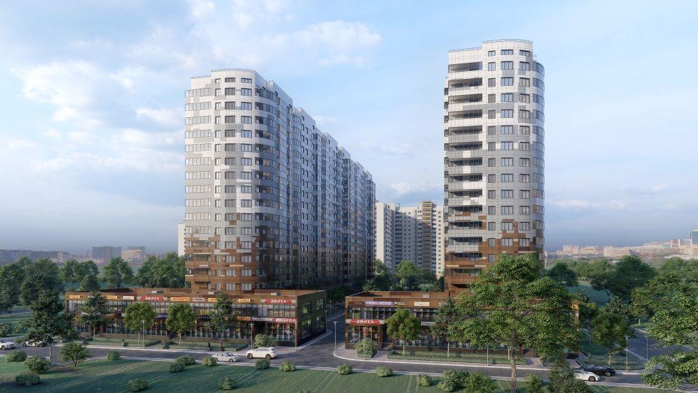 купить квартиру в ЖК Россинский парк