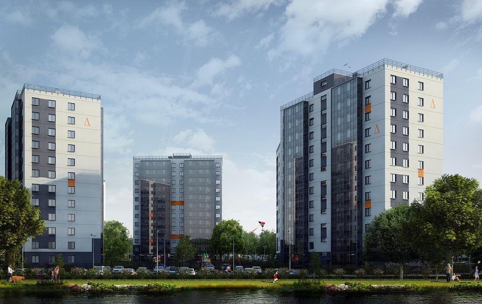 продажа квартир Новоселье: Городские кварталы