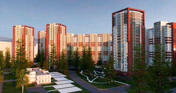 3-я Фотография ЖК «Ленинский парк»