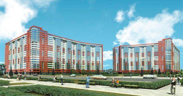 жилой комплекс Ленинский парк