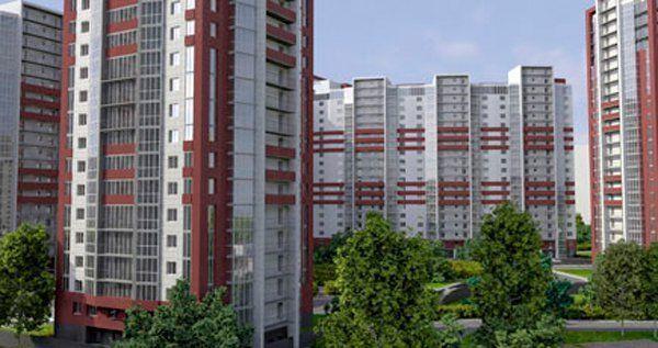 2-я Фотография ЖК «Ленинский парк»