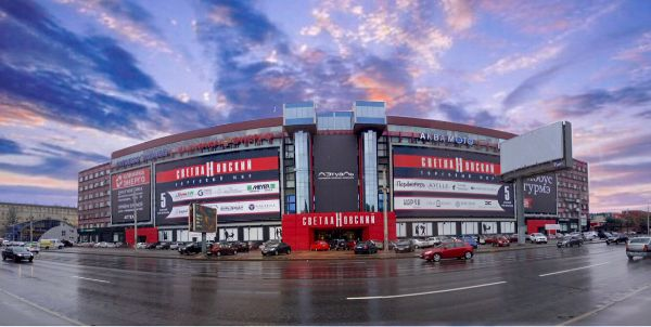 Торгово-офисный комплекс Светлановский