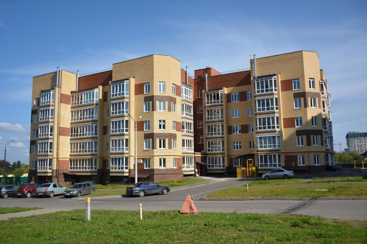 жилой комплекс ул. Ислюкова 19
