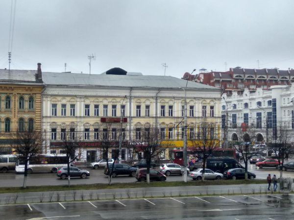 Торгово-офисный комплекс на ул. Советская, 54