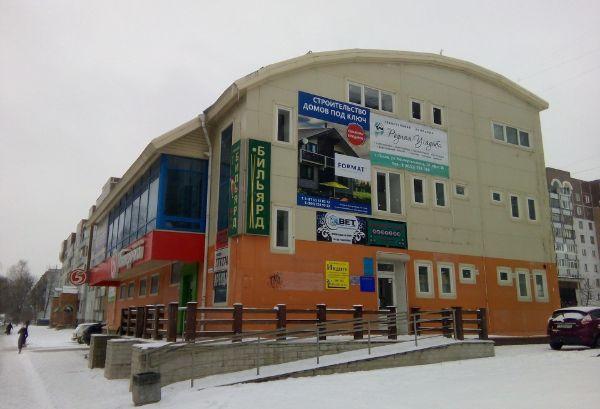 Отдельно стоящее здание на ул. Коммунальная, 18