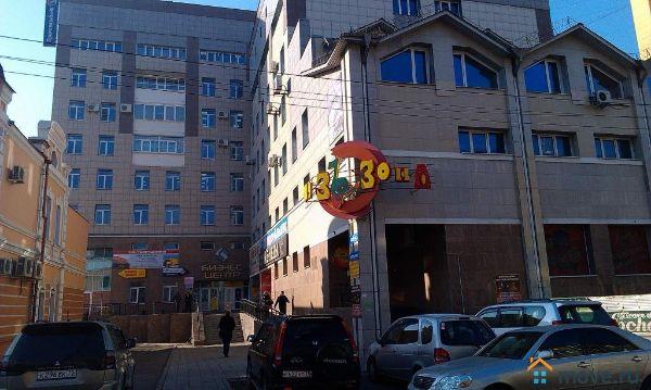 Бизнес-центр на ул. Анохина, 91