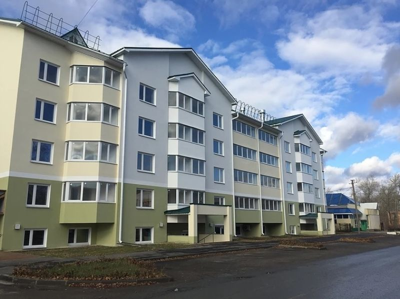 жилой комплекс по ул. Строителей, 28