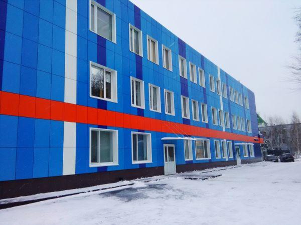 Офисно-производственный комплекс Чайка