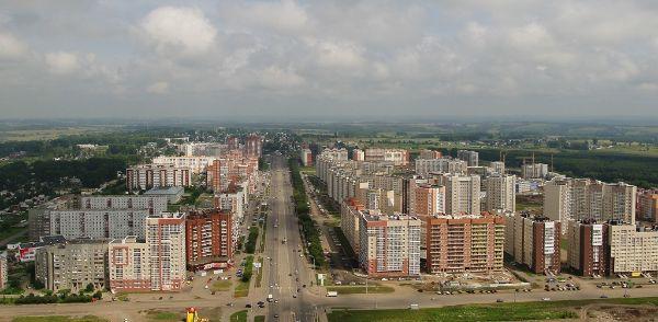 1-я Фотография ЖК «Сибирская станица»