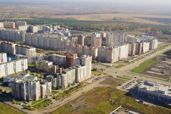 2-я Фотография ЖК «Сибирская станица»