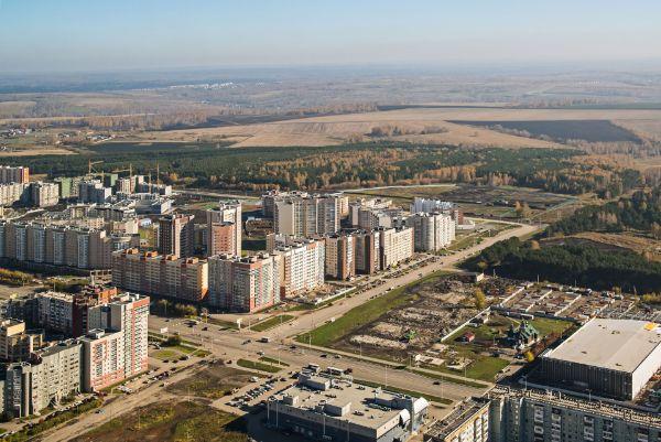 4-я Фотография ЖК «Сибирская станица»