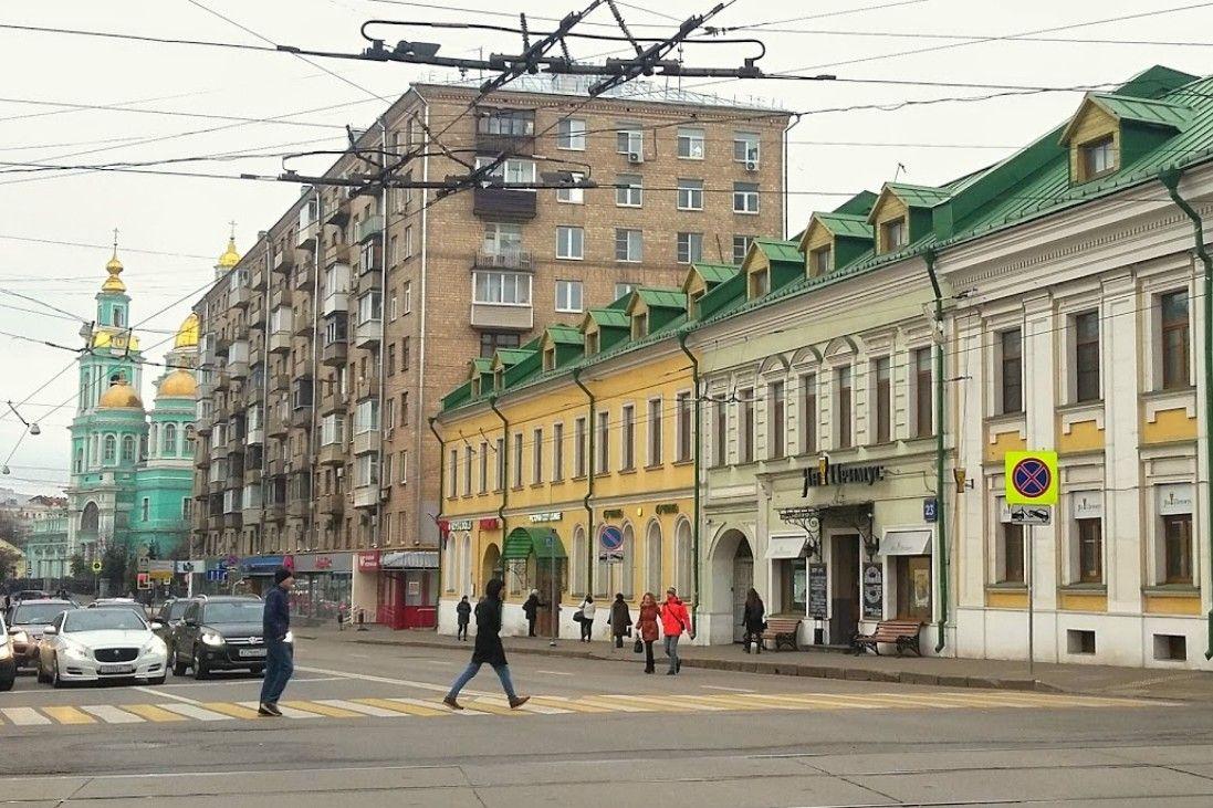 аренда помещений в БЦ на ул. Спартаковская, 21