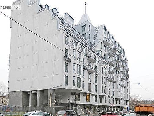 жилой комплекс Чапаева 16