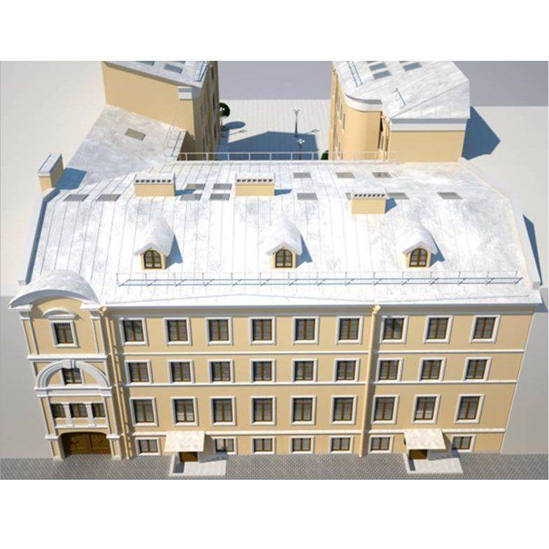 купить квартиру в ЖК Дом Цезаря Кавоса