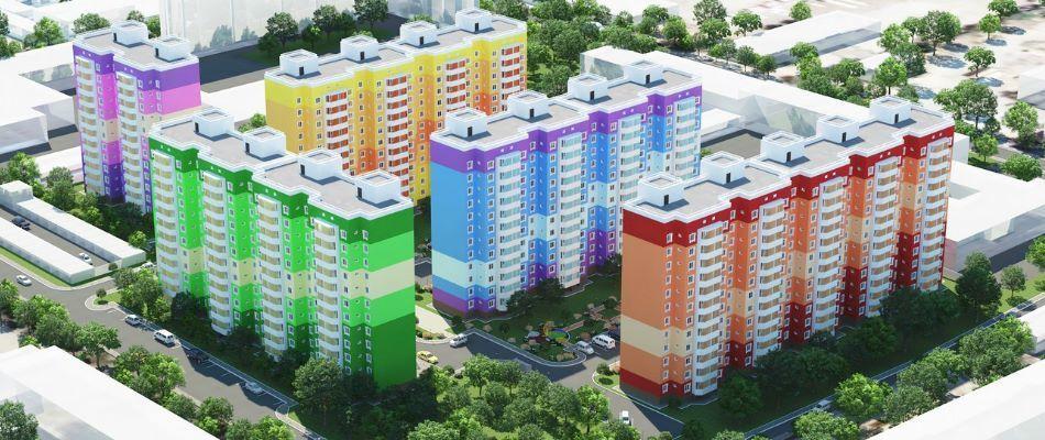 жилой комплекс Таманский
