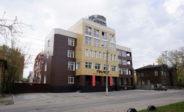 Офисный центр Пилот