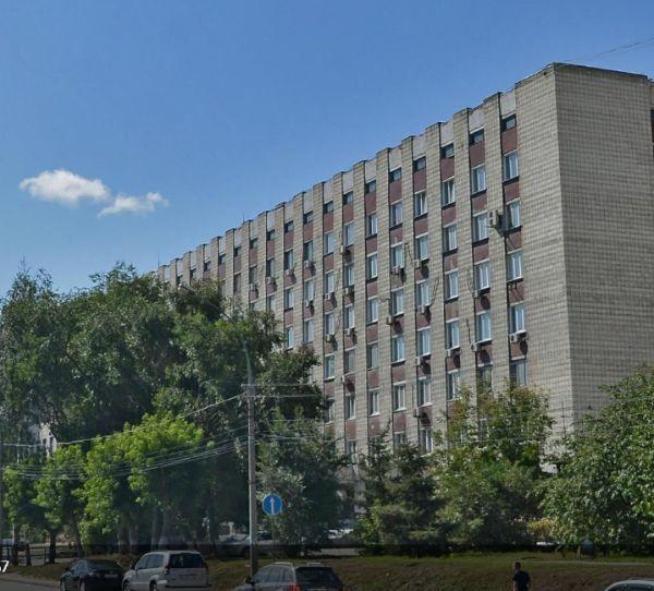 Офисное здание на ул. Немировича-Данченко, 167