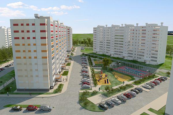 купить квартиру в ЖК ул. Автомобилистов