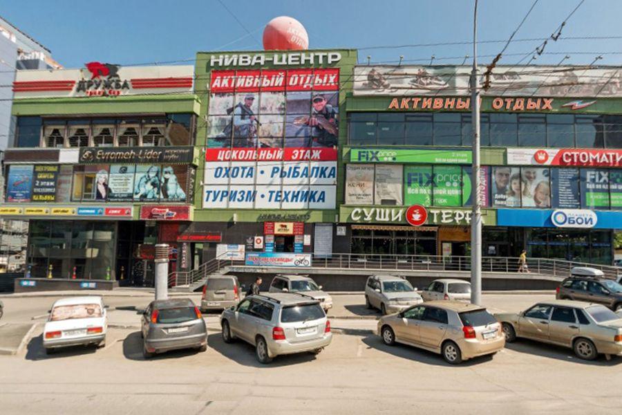 Торговом центре Нива-Центр