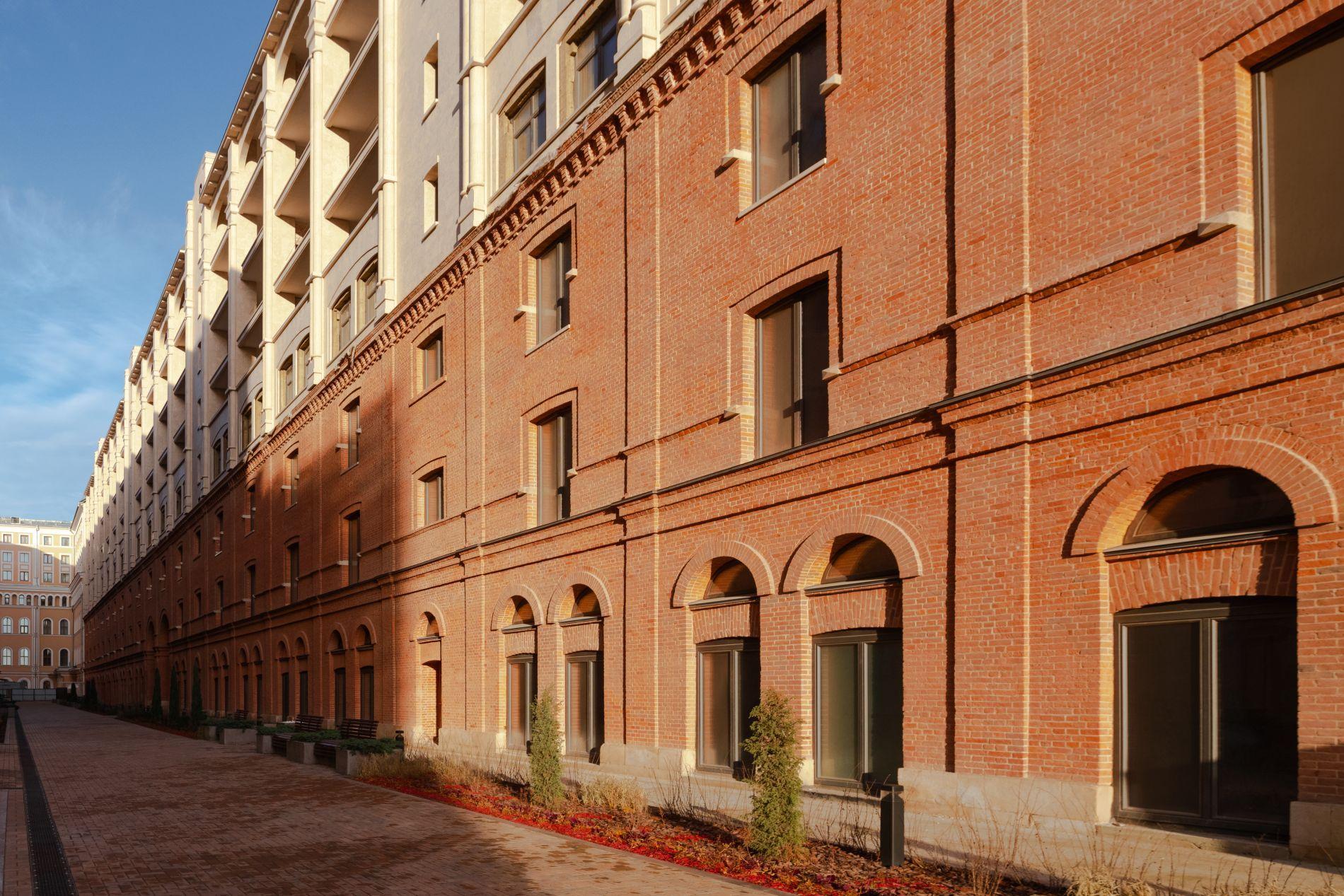 купить квартиру в ЖК Царев сад