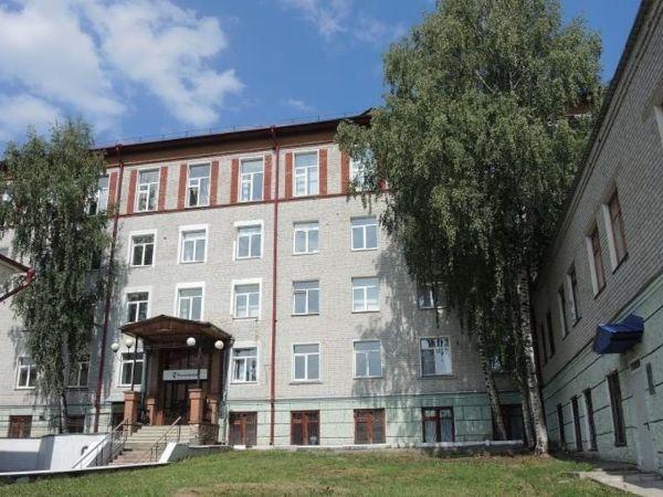 Отдельно стоящее здание на ул. Спасская, 43к1