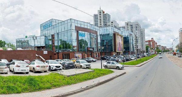 Бизнес-центр Треугольник