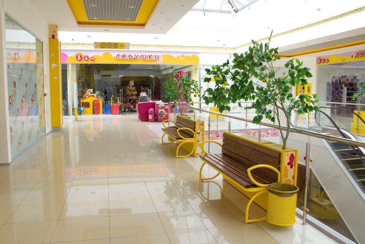 Торгово-развлекательном центре Июнь