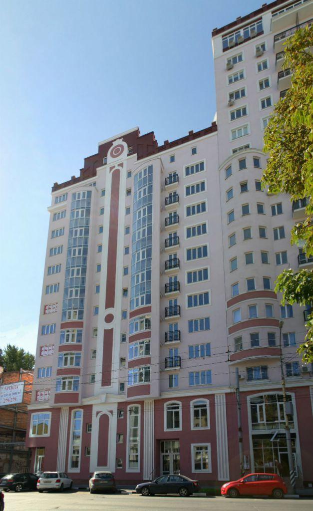 жилой комплекс ул. Советская