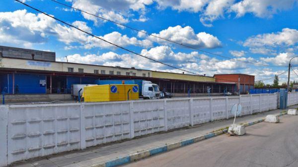 Офисно-складской комплекс в Промышленном проезде, 10