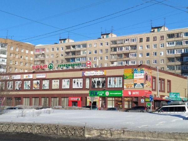Торговый центр Елан