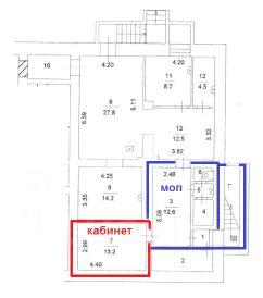 Аренда офисных помещений Новоподмосковный 6-й переулок Снять офис в городе Москва Гончарная набережная