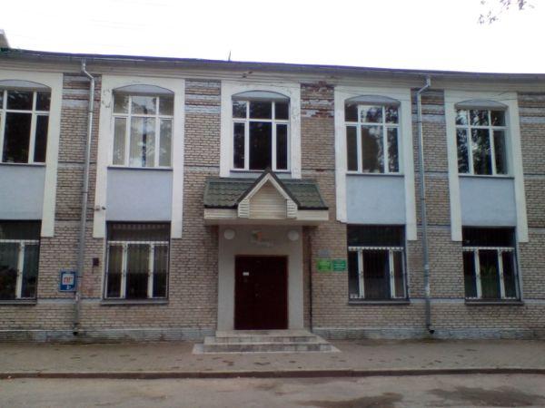 Офисное здание на ул. Первомайская, 18А