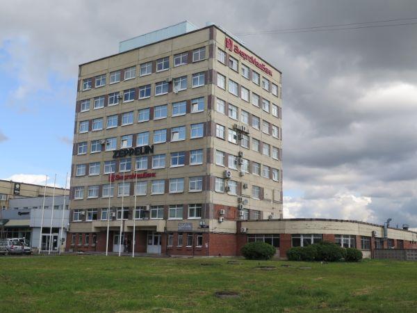 Офисно-складской комплекс АО «МАК»
