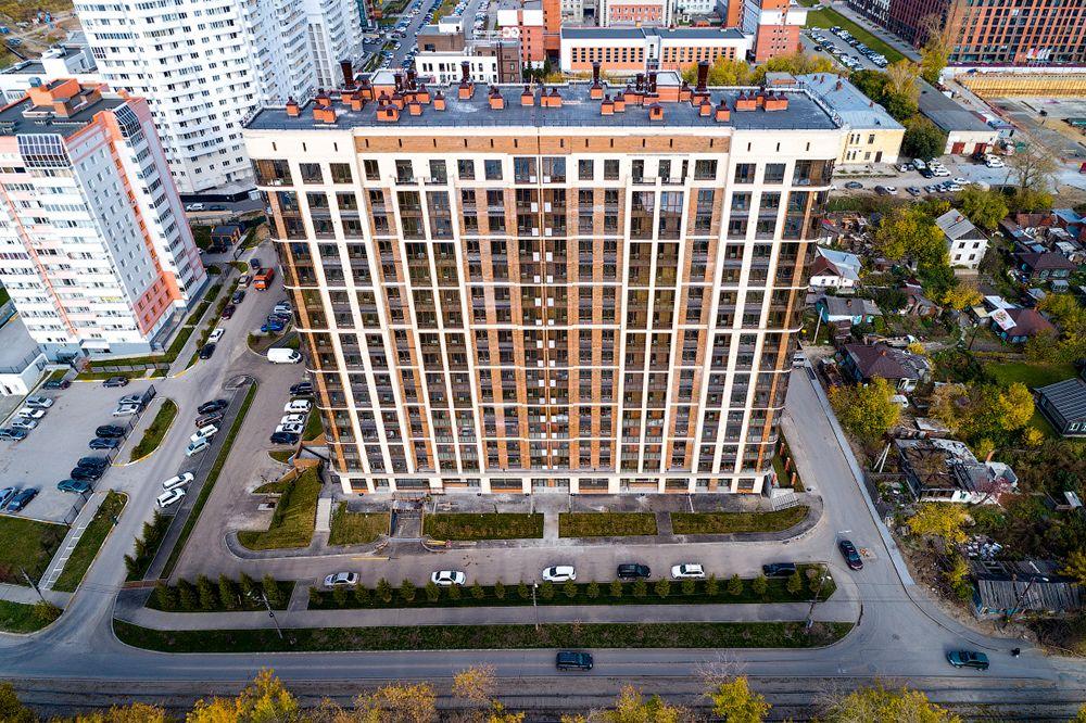 купить квартиру в ЖК Маковского