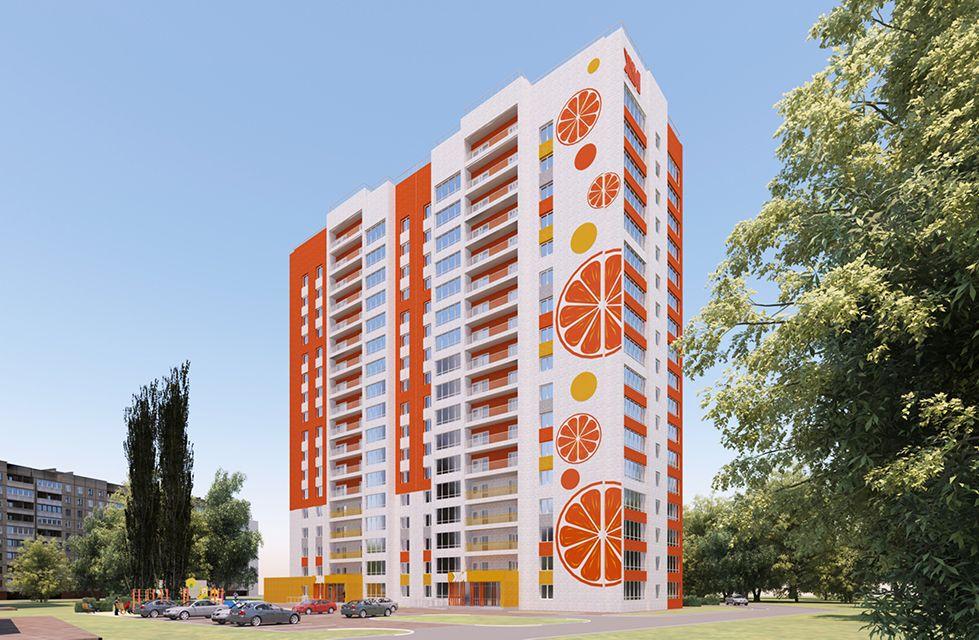 купить квартиру в ЖК Апельсин