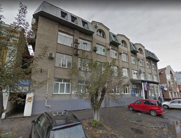 Отдельно стоящее здание на ул. Пушкина, 38