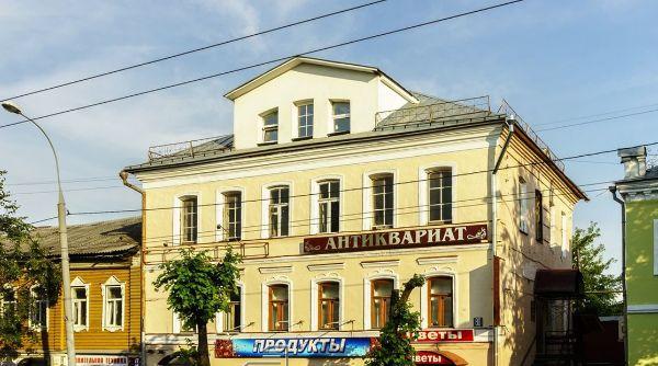Офисное здание на ул. Большая Московская, 80