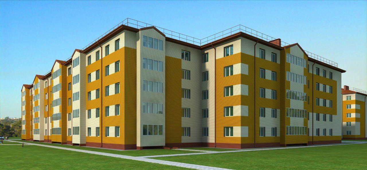 купить квартиру в ЖК По ул.Таежной