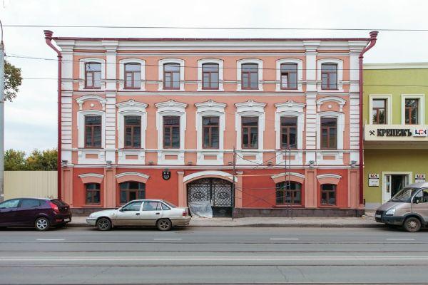 Бизнес-центр на ул. Габдуллы Тукая, 86