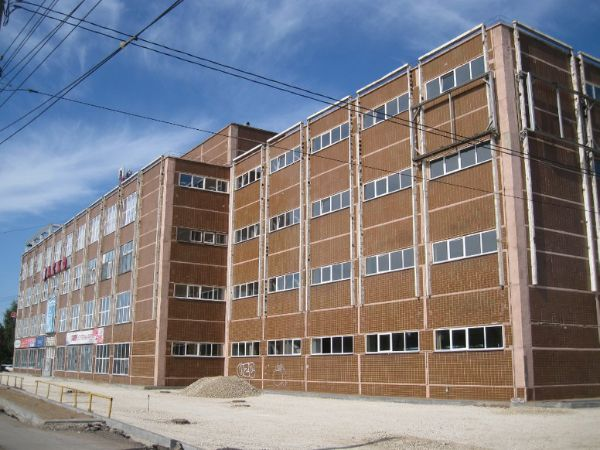 Торгово-офисный комплекс Баско