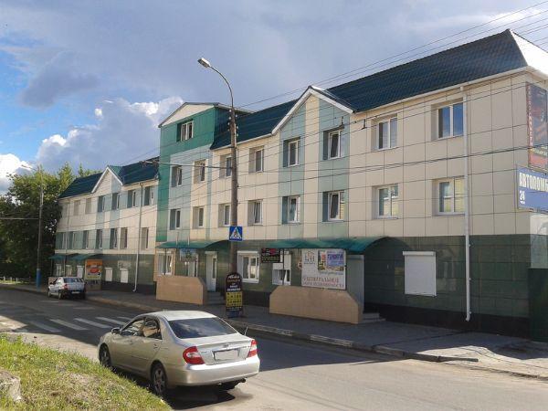 Бизнес-центр на ул. Фокина, 193