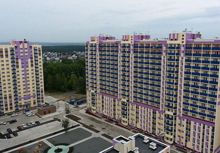 жилой комплекс Берёзовое