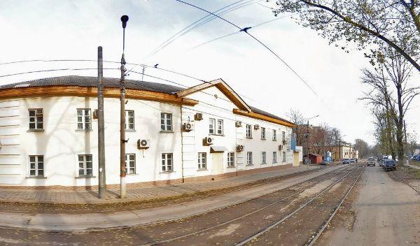 Офисно-производственный комплекс на ул. Михеева, 8