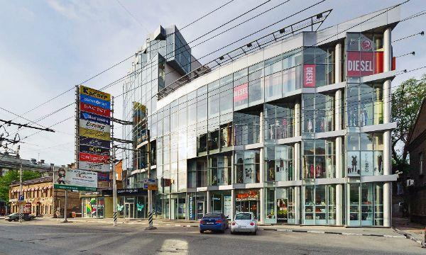 Торгово-офисный комплекс Мир
