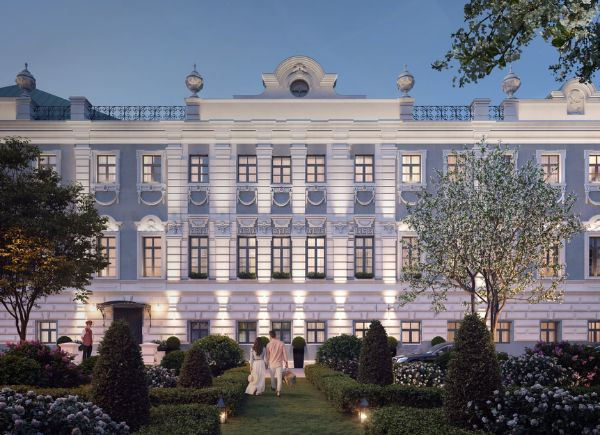 5-я Фотография ЖК «The Residences at Mandarin Oriental, Moscow»