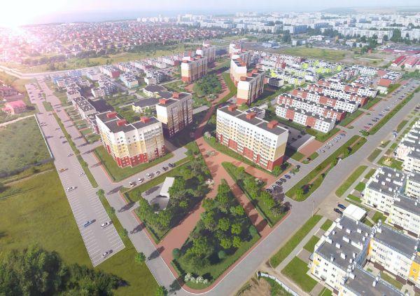 1-я Фотография ЖК «мкр. Волжские кварталы»