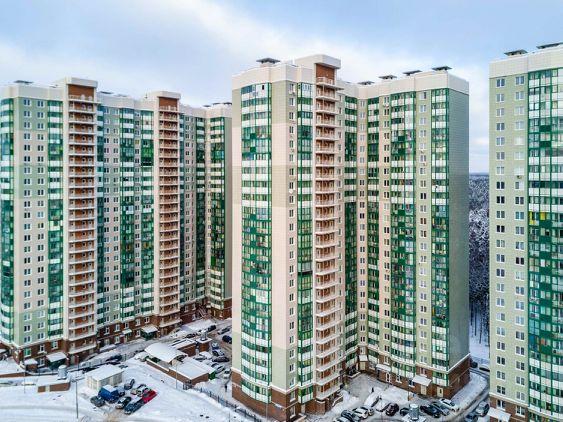 Продается однокомнатная квартира за 3 106 206 рублей. Московская обл, г Красногорск, деревня Гаврилково, влд 17К.
