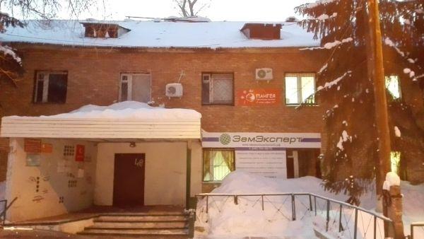 Бизнес-центр на ул. Каховская, 46А