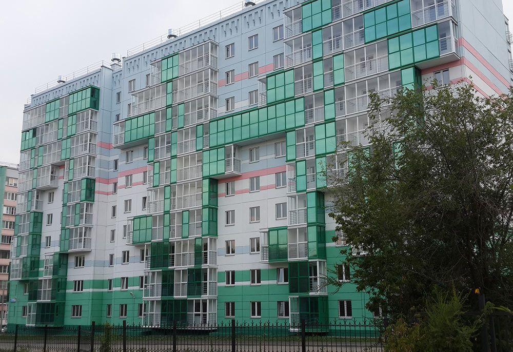 ЖК по ул. Румянцева, 2В
