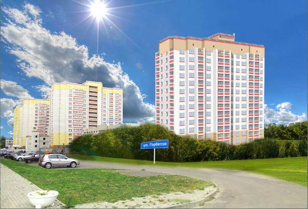 1-я Фотография ЖК «на ул. Горбатова»